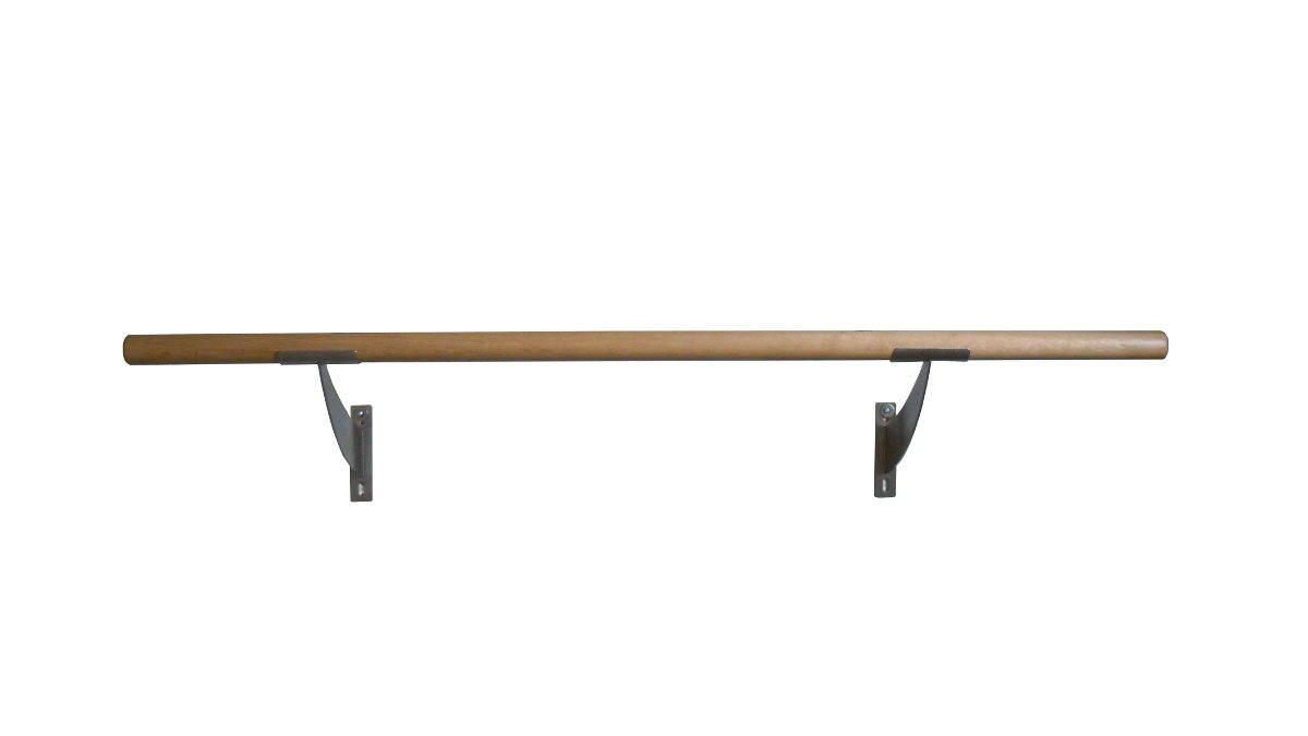 ballet barre bracket fitness barre. Black Bedroom Furniture Sets. Home Design Ideas